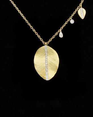 Meira T 14K 0.18 Ct. Tw. Diamond Necklace