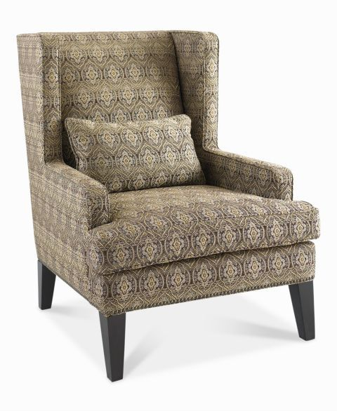 CLOSEOUT! City Accent Wing Chair