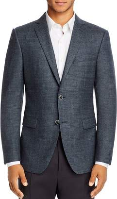 John Varvatos Mélange Slim Fit Sport Coat