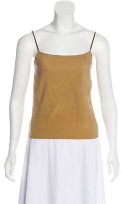 Diane von Furstenberg Sleeveless Silk Top