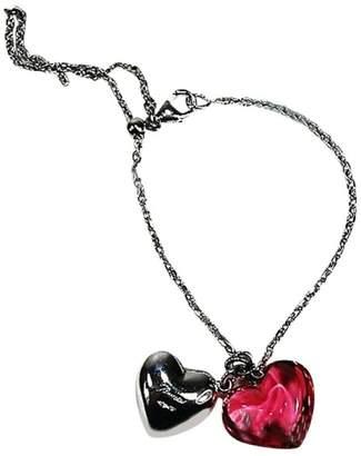 Baccarat Jewelry B Mine Baby Coeur Tourmaline Heart .925 Silver Bracelet