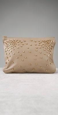 Twelfth St. by Cynthia Vincent Star Sequin Pouch
