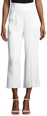 A.L.C. Marley Wide-Leg Cropped Pants $375 thestylecure.com