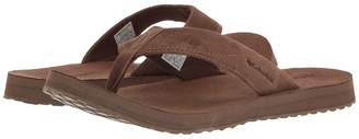 Columbia Sorrento Leather Flip Men's Sandals