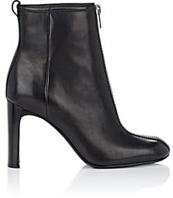 Rag & Bone Women's Ellis Leather Ankle Boots - Black