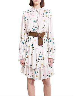 Ginger & Smart AKIN by Flora Tiered Dress