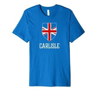 Carlisle Ann Arbor T Shirt Co. England - British Union Jack UK T-shirt