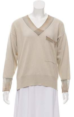 Aviu Cashmere Knit Sweater