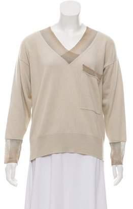 Aviu Cashmere Knit Sweater