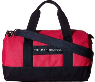 Tommy Hilfiger TH Sport - Core Plus Mini Duffel $78 thestylecure.com