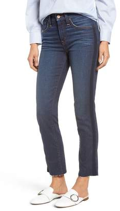 Halogen Ribbon Stripe Slim Jeans (Renegade) (Regular & Petite)