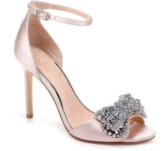 Badgley Mischka Zelina Bow Sandal