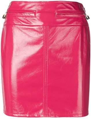 Elisabetta Franchi short fitted skirt