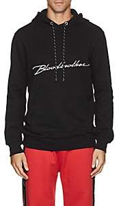 Blood Brother MEN'S ACCELERATE COTTON FLEECE HOODIE