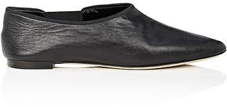 The Row Women's Cara Leather Loafers