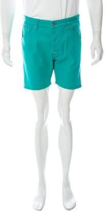 DSQUARED2 Denim Woven Shorts