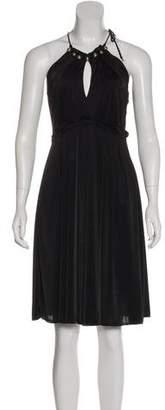Paule Ka Midi Sleeveless Dress w/ Tags
