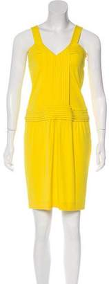 Fendi Sleeveless Shift Dress