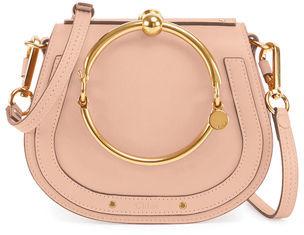 Chloe Nile Medium Bracelet Crossbody Bag $1,690 thestylecure.com
