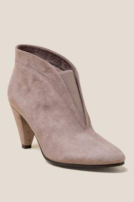 Laundry by Shelli Segal Cl By Laundry CL by Laundry Nevine Dress Ankle Boot - Gray