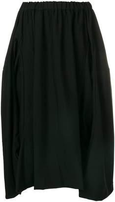 Comme des Garcons deconstructed skirt