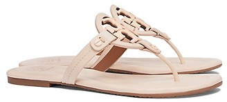 Tory Burch Miller Sandals, Leather $195 thestylecure.com
