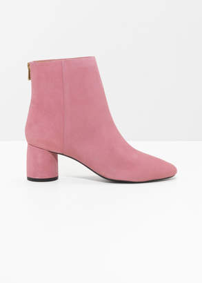 And other stories Cylinder Heel Boots