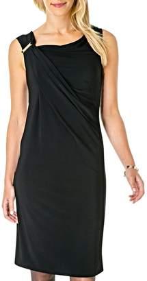 Colletta Sleeveless Sheath Dress