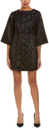 Maje Embellished Sheath Dress