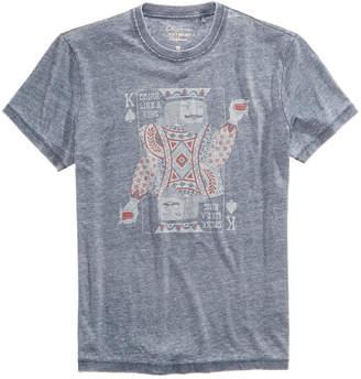 Lucky Brand Men Drinking King-Print T-Shirt