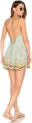 Cleobella St. Kitts Mini Dress $99 thestylecure.com