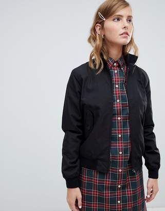 Fred Perry Made in England Harrington Jacket