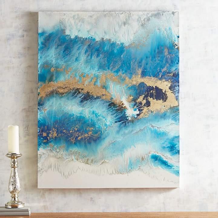 Into the Tide Art