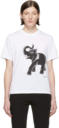 Lanvin White Elephant T-Shirt