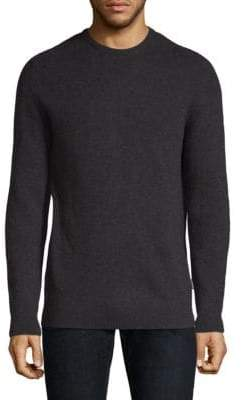 Barbour Harold Elbow Patch Sweater
