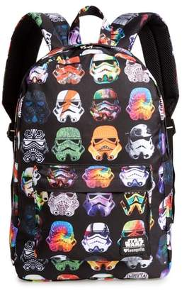 Loungefly x Star Wars Multicolor Storm Trooper Backpack