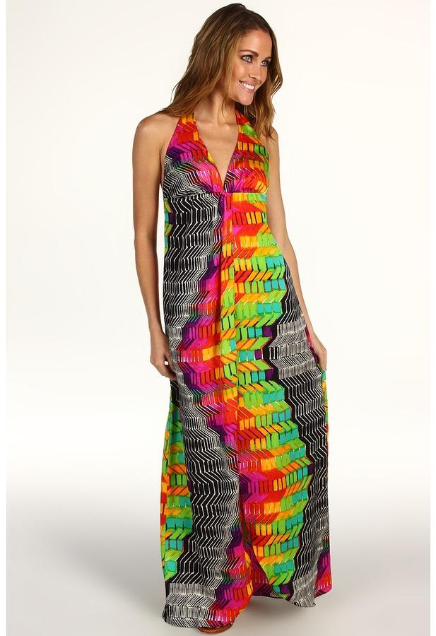 Tucker Halter Maxi Dress (Off the Grid) - Apparel