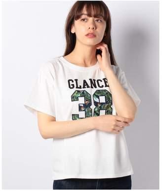 INGNI (イング) - INGNI 柄ナンバーリング/Tシャツ