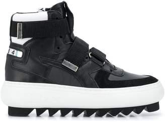 Diadora Mi Basket Cyberpunk sneakers