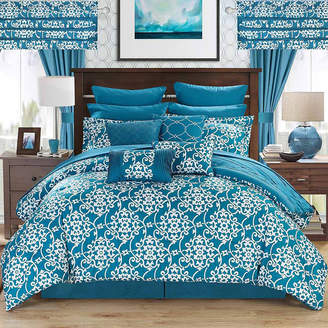 CHIC HOME Chic Home Hailee 24 Piece Comforter Set