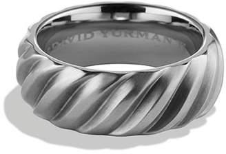 David Yurman Modern Cable Band Ring