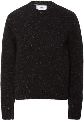 Ami Donegal Crewneck Sweater