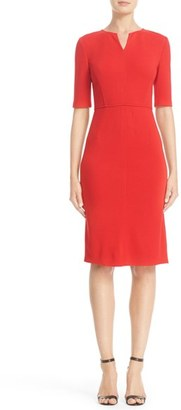 Women's St. John Collection Milano Knit Dress $895 thestylecure.com
