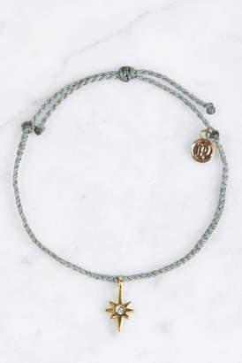 Pura Vida CZ Star String Bracelet