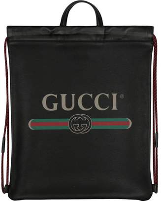 Gucci 1980's Backpack Bag