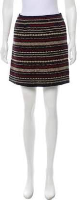 TOMORROWLAND Tweed Mini Skirt