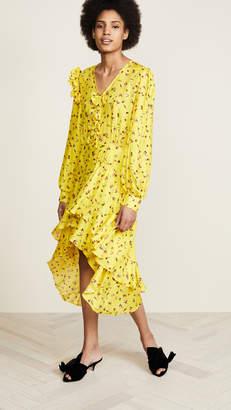 Preen by Thornton Bregazzi Margot Floral Dress