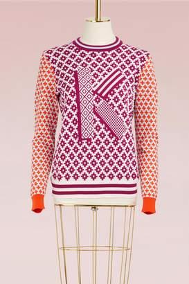 Kenzo Wool K Sweater