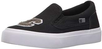 DC Girls' Trase Slip-ON SE