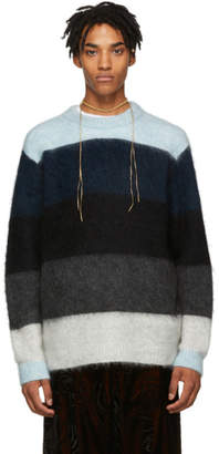 Acne Studios Albah Mohair Crewneck Sweater